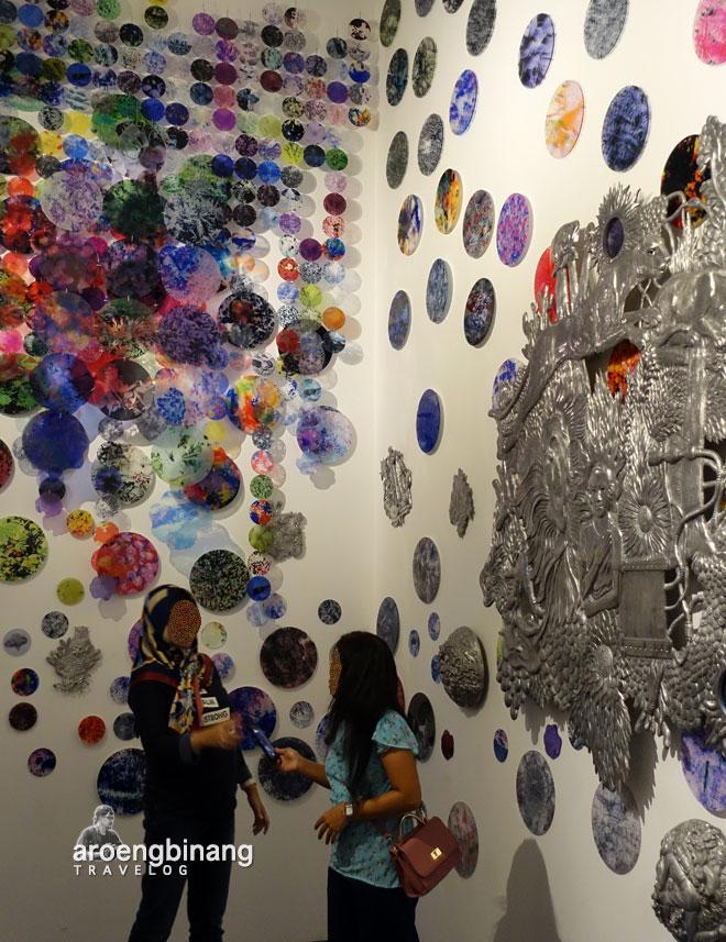 instalasi museum macan modern and contemporary art in nusantara jakarta barat