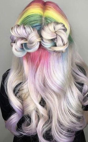 cute hairstyle idea