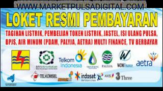 Fee PPOB Market Pulsa