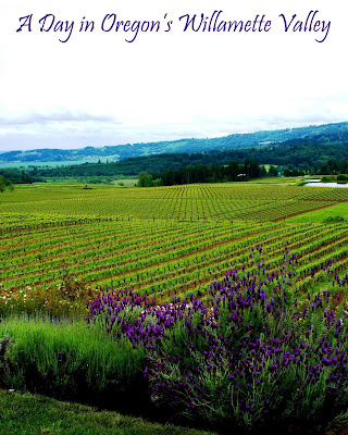 Travel the World: Oregon's Willamette Valley has lots of wine but also cheese, chocolate, jam and sake.