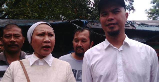 Tidak Jelas, Ratna Sarumpaet Tolak Penuhi Panggilan Polisi dalam Kasus Ahmad Dhani