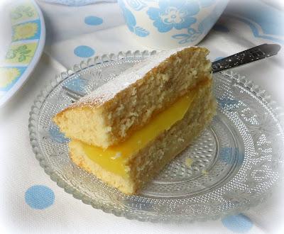 Alice's Plain Cake
