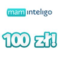 Mam Inteligo - 100 zł za otwarcie konta z polecenia