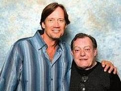 Me with Kevin Sorbo 2011
