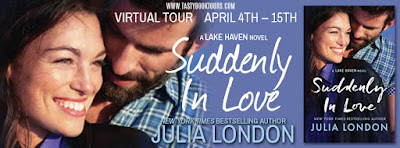 http://www.tastybooktours.com/2016/02/suddenly-in-love-lake-haven-1-by-julia.html
