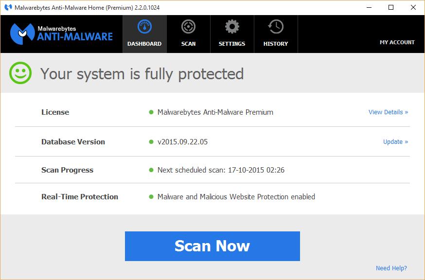 Malwarebytes Anti Malware Premium 2201024 Serial Keys Are Here