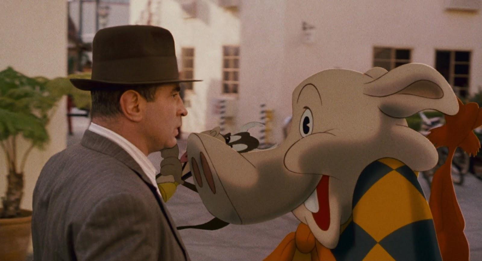 Deja View: Roger Rabbit Scenes