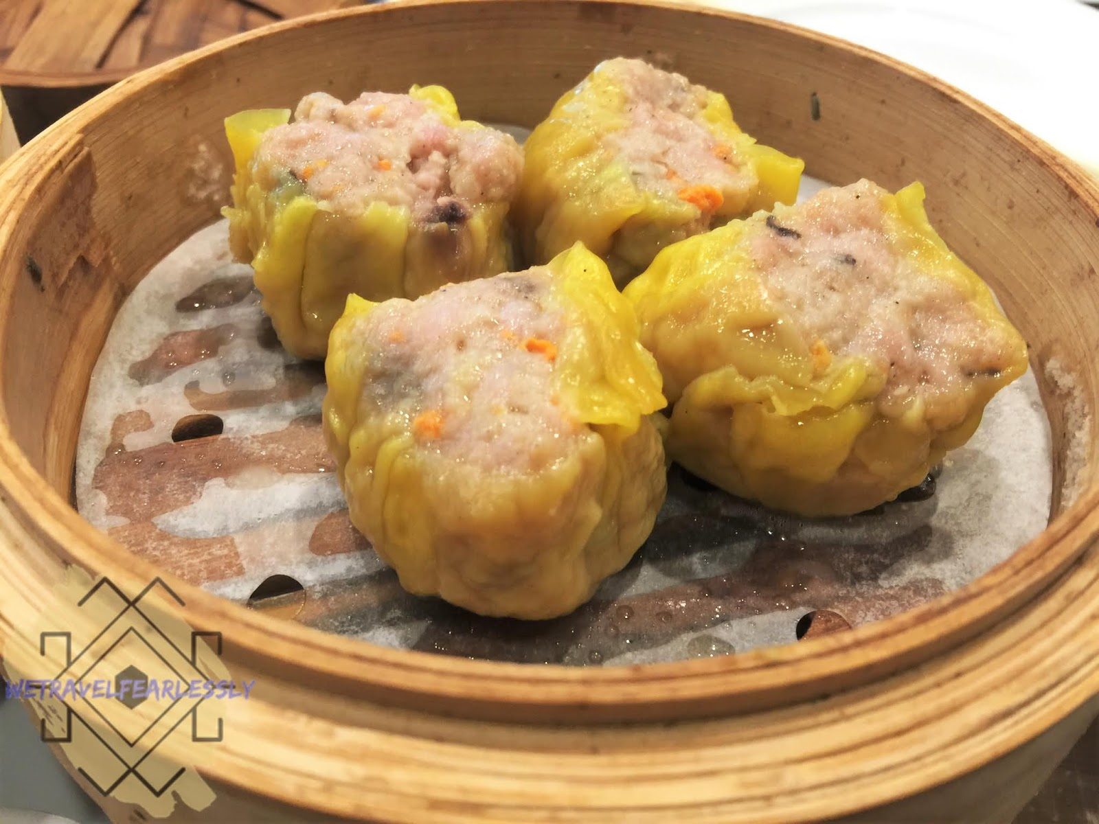 Pork Siomai (PHP90) - Tien Ma's Taiwanese Cuisine in Libis, Quezon City - WTF Review