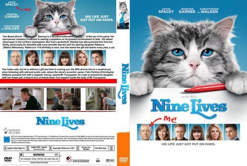 Virei um Gato Torrent – BluRay Rip 720p e 1080p Dual Áudio 5.1 (2016)