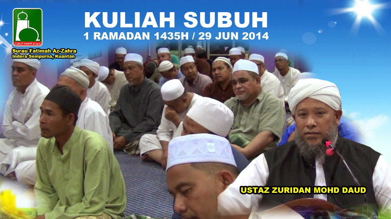 Surau Fatimah Az-Zahra