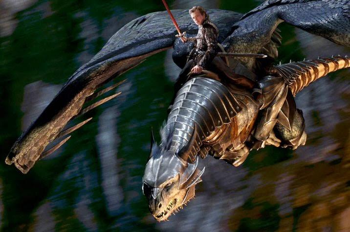 MANDOR: Book VS Movie Eragon