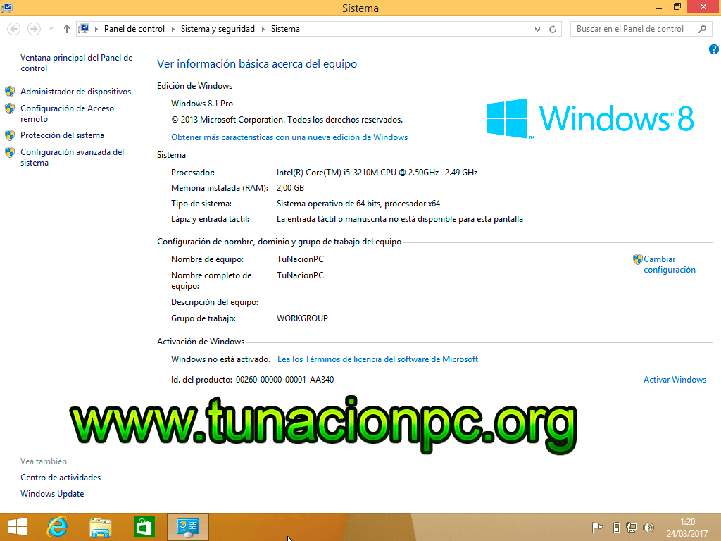 Windows 8.1 AIO Full Español