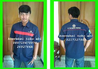 Tempat Pembuatan Seragam Kerja di Jakarta : Jakarta selatan, Jakarta Barat, Jakarta Timur, Jakarta Utara, Jakarta Pusat