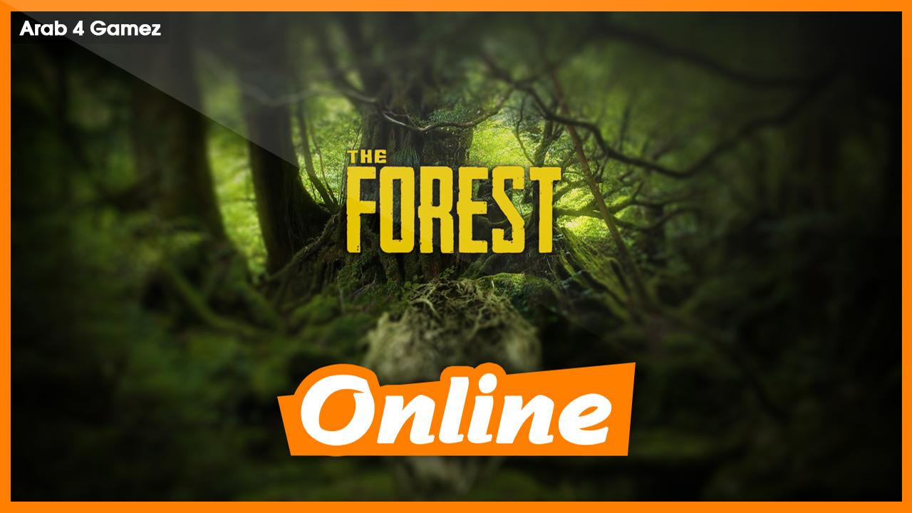 Download THE FOREST V1.11 + ONLINE STEAM V9
