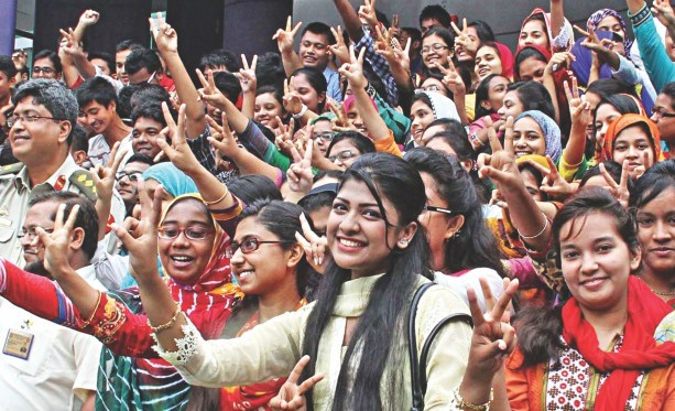 SSC & Dakhil Exam Result 2017 Published! Pass Rate 92.4%