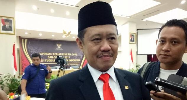 Nah Loh! Ketua Komisi Yudisial Beberkan Upaya Intervensi Kasus Ahok