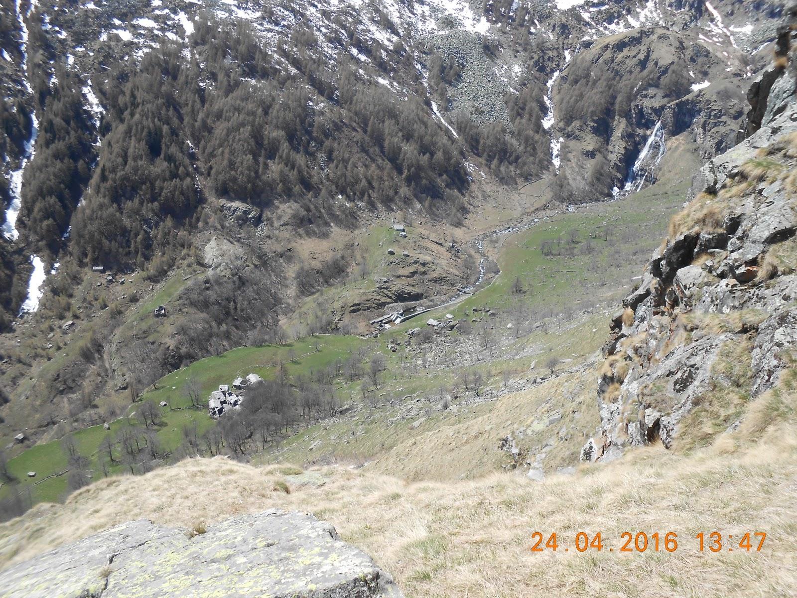 Orco trekking storie di montagna anello dei valloni 2 0 for Piani casa montagna colorado