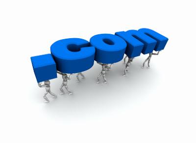 MengGanti Blogspot  dengan Domain sendiri