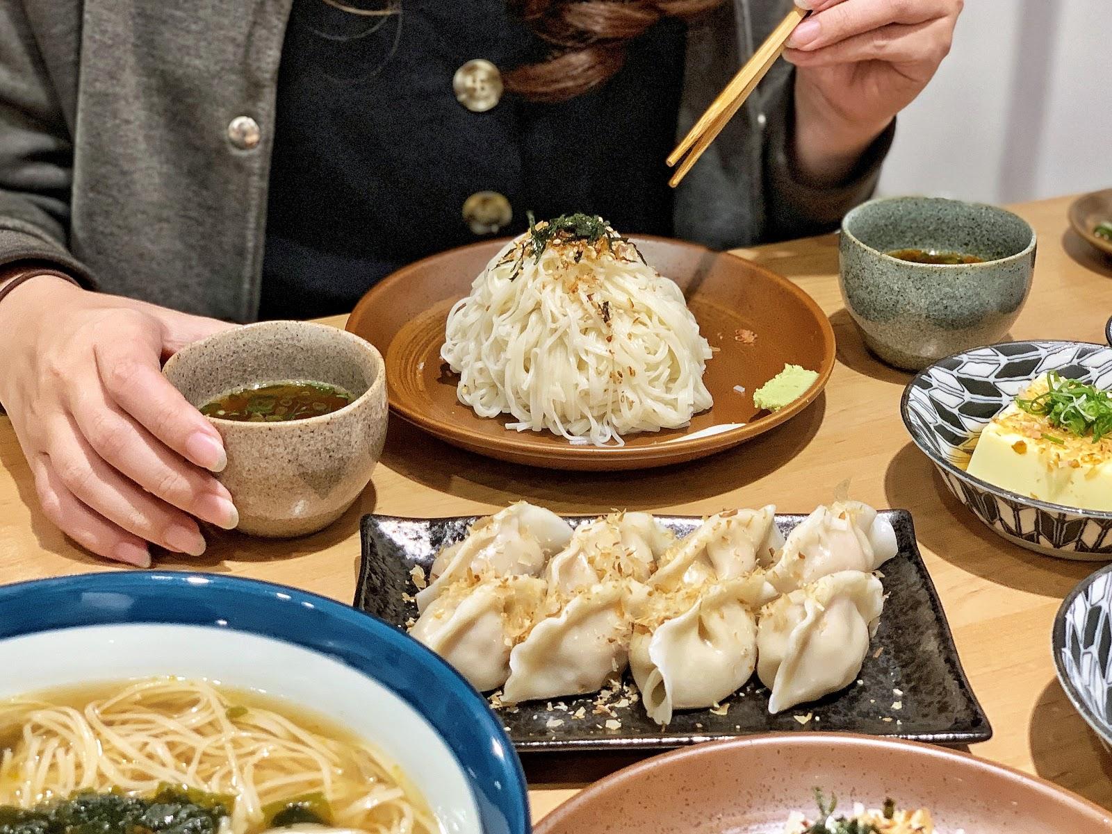 台南南區美食【胡攪蝦餃 金華店】京都沾麵