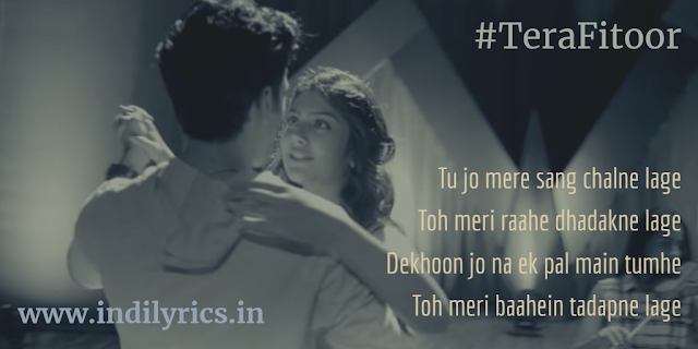 Tera fitoor jabse chadh gaya re | Arijit Singh | audio song Lyrics with English Translation and Real meaning
