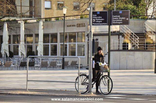 salamanca bici carril  bici