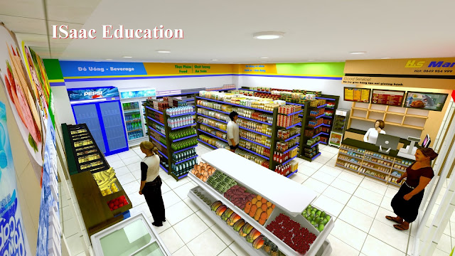 Xây dựng mô hình siêu thị mini ở Nông Thôn sao cho hiệu quả