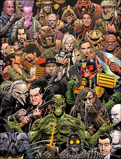 Image result for 2000ad covers