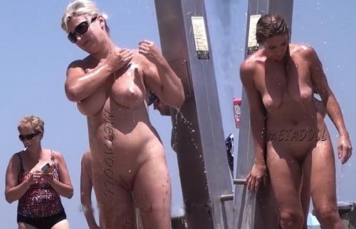 Nude Euro Beaches 17 (Nudist Spy Videos)