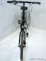 2 Sepeda Lipat GORIN 7 Speed Shimano dan Disc Brake 20 Inci