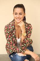 Larissa Bonesi Sizzling Photo Shoot gallery HeyAndhra