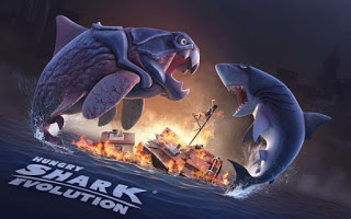 Download Hungry Shark Evolution v4.6.4 Mod Apk (Mega Mod) Update 2017 Free