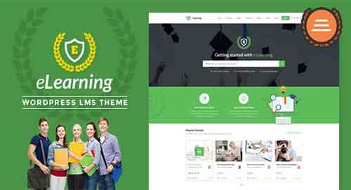 eLearning v3.0 - LMS WordPress Theme