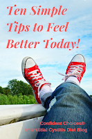 Painful Bladder Ten Simple Things to Feel Better Now