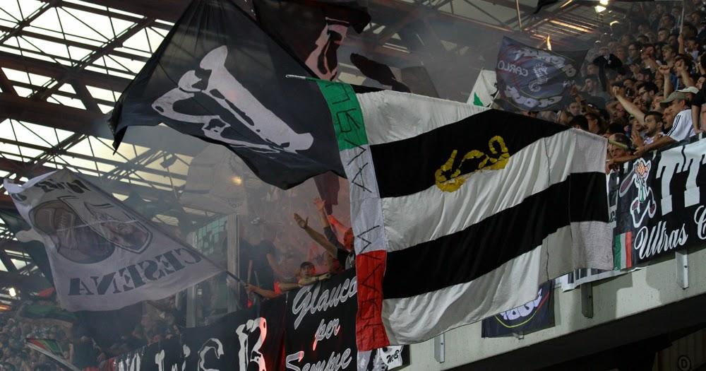 Cesena - Spal è derby sugli spalti