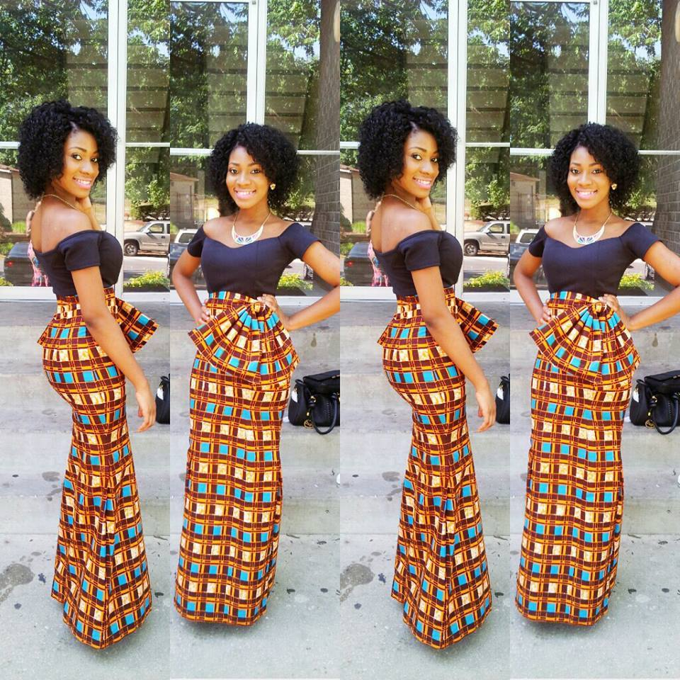 Subira Wahure Official African Couture Blog: LONG DRESSES