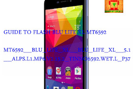 Guide To Flash Blu Life XL MT6592 Lollipop 5 1 Tested Free