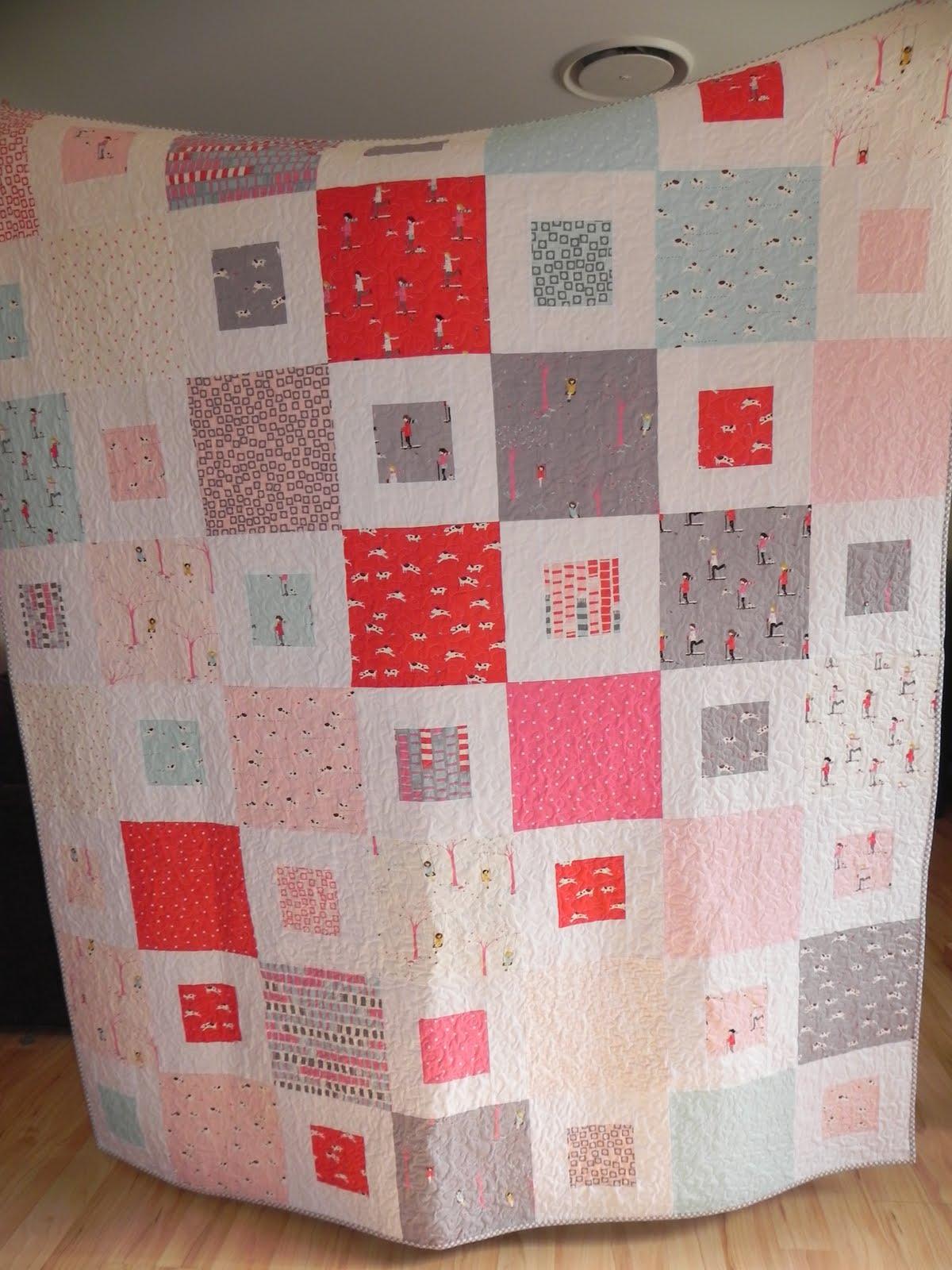 1 2 Easy Quilt Pattern Tutorial Samelia S Mum