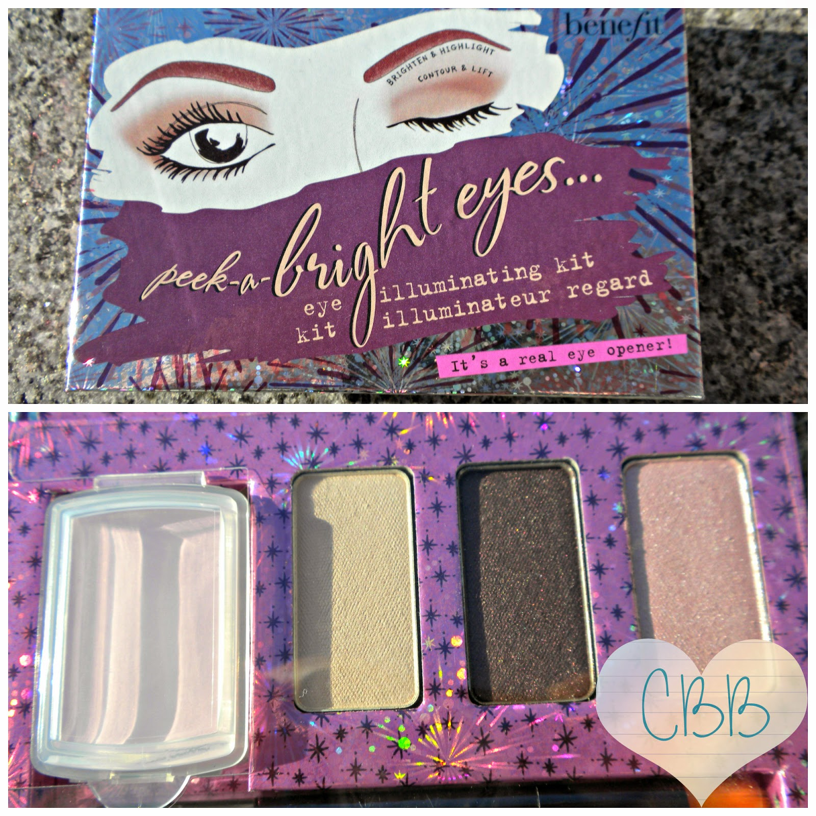 BENEFIT Peek-A-Bright Eyes ($32)
