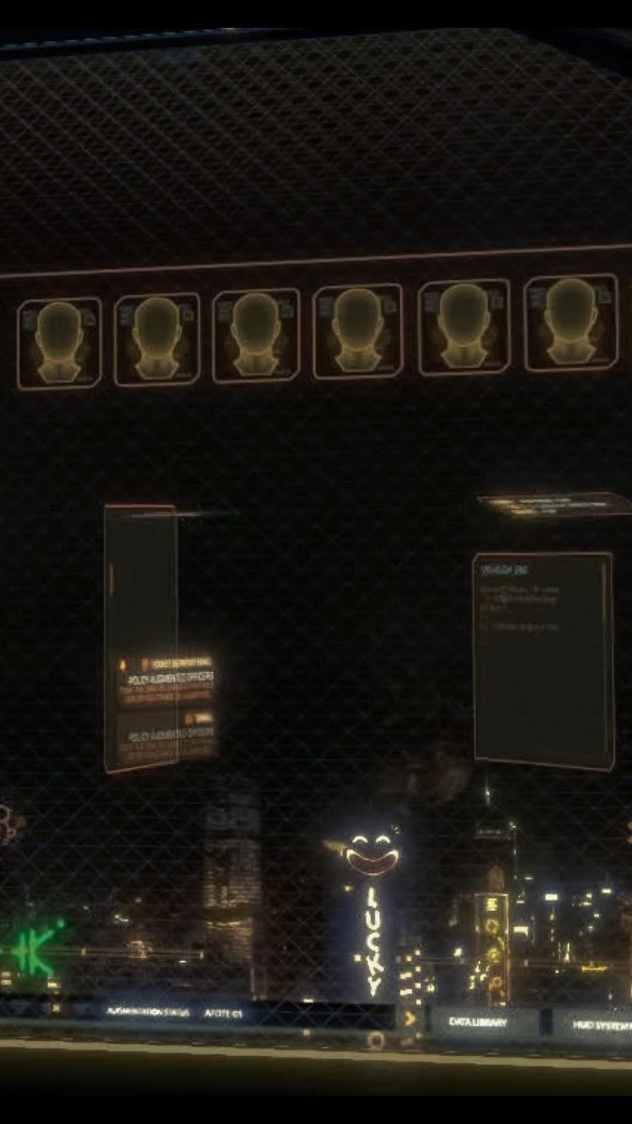 Deus Ex Wallpapers