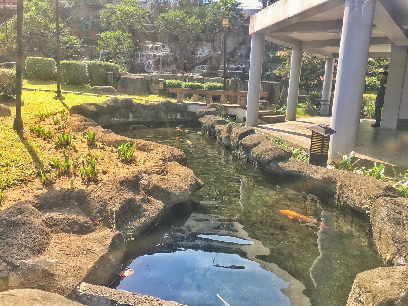 Public Park in Makati