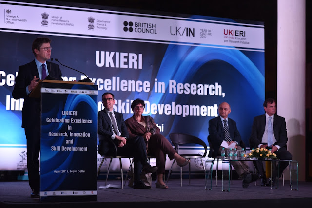 57 UK- India education & research partnerships announced under UKIERI