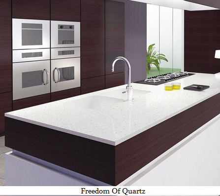 Quartz Engineered Stone Kitchen Countertops Colors