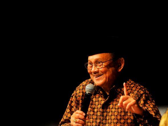 Biografi Mantan Presiden BJ Habibie