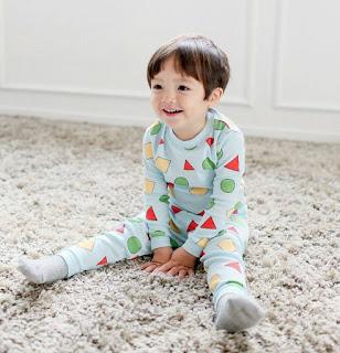 Bộ thun xuất Hàn bé trai bé gái hàng xuất vietnam. Thun cotton đẹp.
