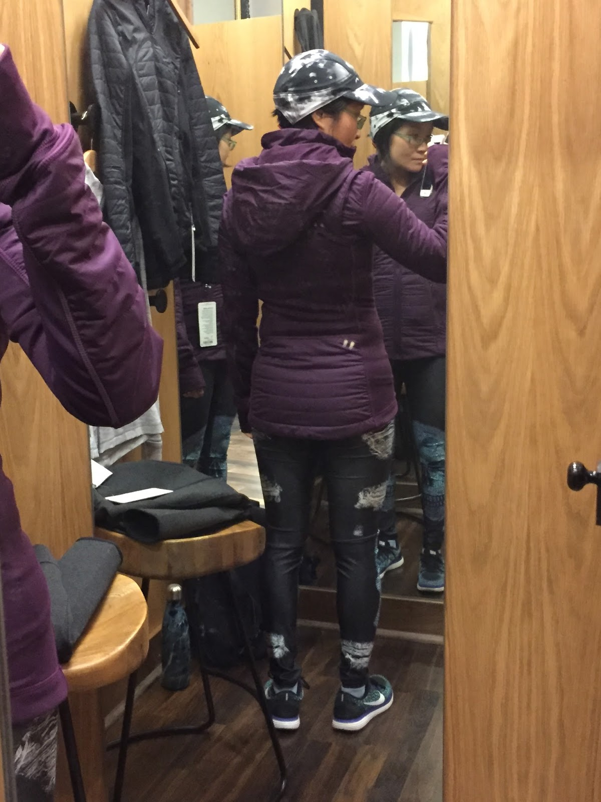 07a8051e72 Petite Impact  Fit Review Friday! First Mile Jacket