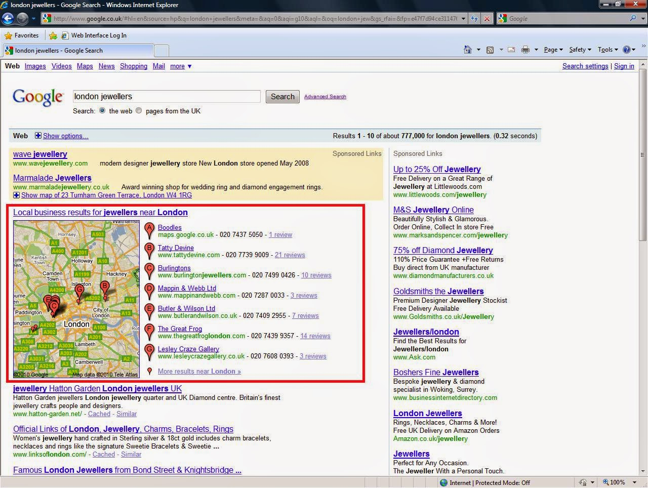 Tips for Improving Local Relevancy of Your Site 2