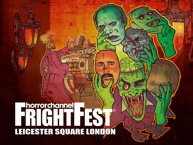 Horror Channel Frightfest poster