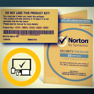 Norton Retail card