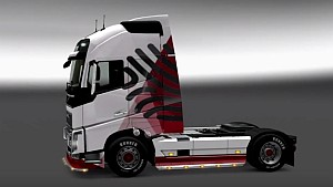 Corporate Security Volvo 2012 + trailer