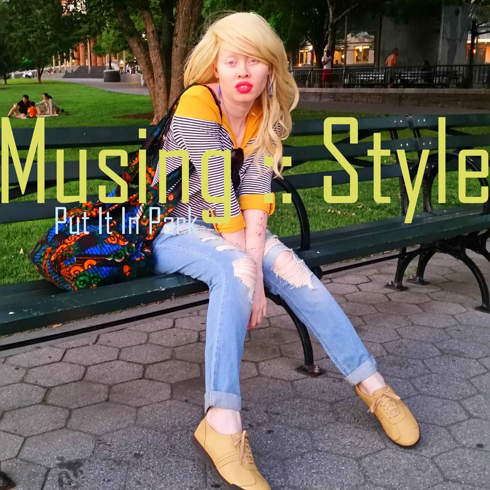 Musing :: Style : Put It In Park